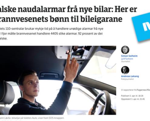 Faksimile NRK