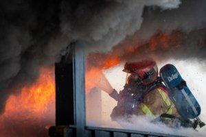 Illustrasjonsfoto brann - brannvesen