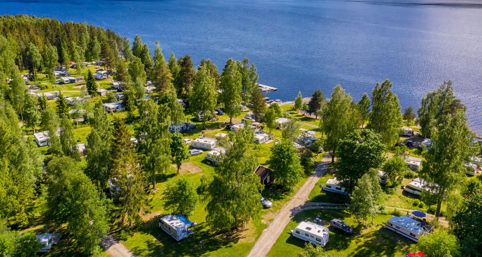 Lyngstrand Camping, Søndre Land